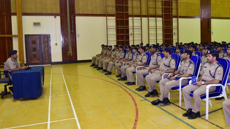 """اختتام دورة المهارات العملياتية والإدارية للضباط بـ """"أكاديمية الشرطة"""""""