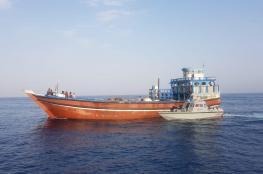 ضبط لنش وقارب لتهريب الديزل بمسندم
