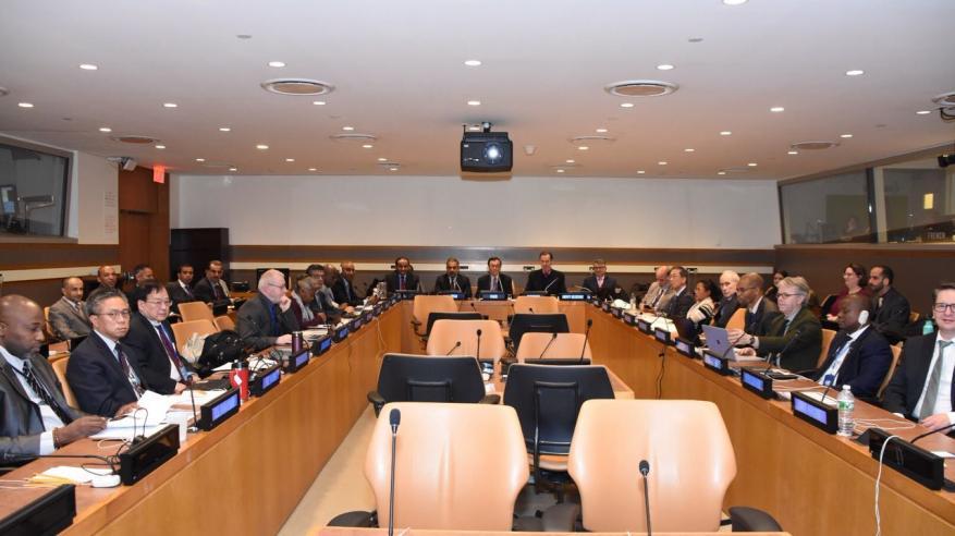 السلطنة تبدأ في الأمم المتحدة مناقشة طلب تمديد الجرف القاري العماني
