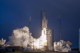 المملكة تنجح في إطلاق القمر السعودي للاتصالات (SGS-1)