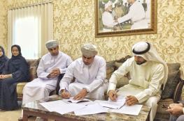خليفة الهنائي للمحاماة يوقع اتفاقية تعاون كويتية