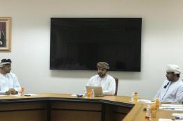 """حلقة بجامعة السلطان قابوس حول"""" المواطنة الرياضية"""""""