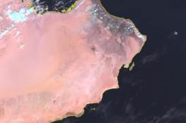أمطار متفاوتة الغزارة على بعض المناطق .. وتوقعات بنزول الغيث على مسقط مساء اليوم