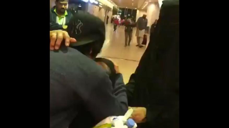 """بالفيديو.. """"وداع خادمة"""" يشعل مواقع التواصل في الخليج"""
