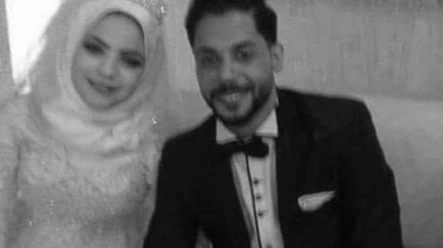 نهاية مأساوية لعروسين في أول يوم زواج