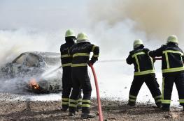 الشرطة تعزز التوعية بمخاطر الحرائق خلال الصيف.. وتدعو الجميع لأخذ التدابير والاحتياطات اللازمة