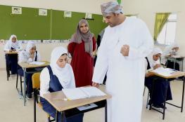 ٥٨٦٧ طالبا وطالبة يؤدون امتحانات دبلوم التعليم العام بجنوب الباطنة
