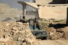 القوات العراقية تسيطر على بلدة إستراتيجية بالموصل.. والمدفعية تمهد لاقتحام المطار