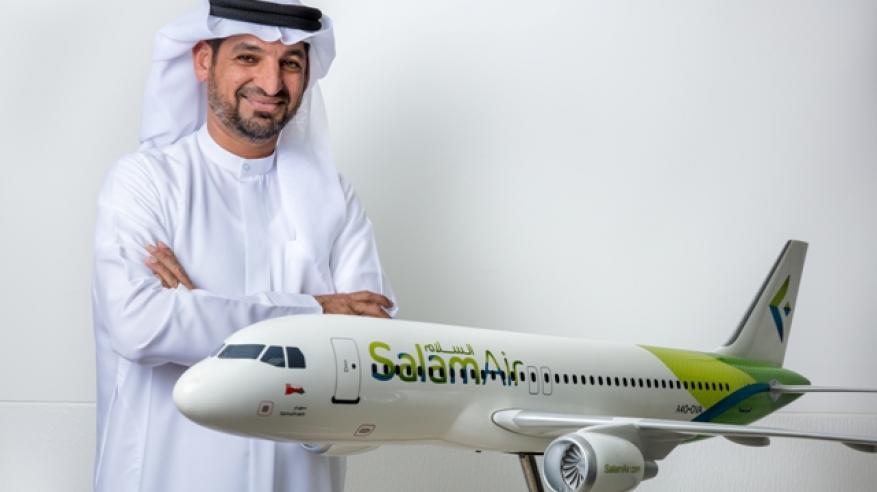 SalamAir CEO Captain Mohamed Ahmed