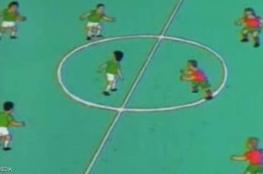 مسلسل كرتوني انتاج 1997 يتوقع نتائج مباريات مونديال 2018