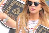 بالفيديو.. ليندسي لوهان تكشف سر اعتناقها للإسلام