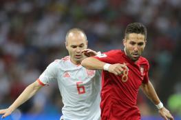 أسبانيا تبحث عن انتصار أول أمام إيران