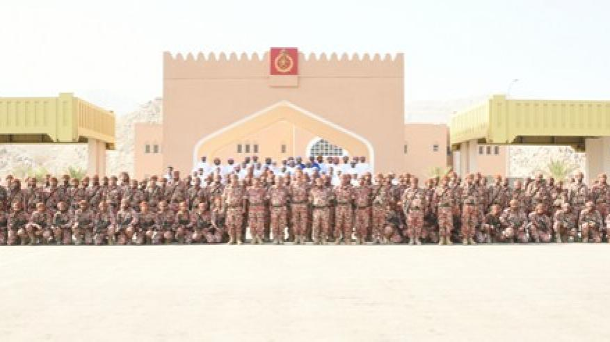 زيارات عسكرية لمسندم (4)