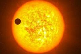 بالفيديو.. شاهد لحظة عبور كوكب عطارد أمام الشمس