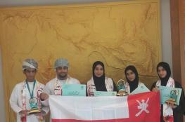 طلاب السلطنة يتوجون في أولمبياد الرياضيات العربي بالسعودية