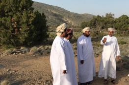 وزير البيئة يطلع على خطة إدارة الإضاءة في محمية الجبل الغربي للنجوم