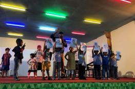 إقبال كبير على فعاليات مكتبة السندباد في مهرجان صلالة