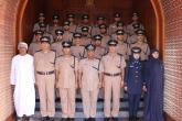 شرطة مسقط تختتم دورتين تدريبيتين