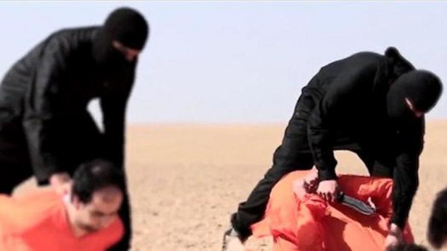 بالفيديو.. مجزرة جديدة لداعش