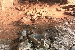 صور مذهلة: إنسان العصر الحجري زحف على الأقدام لأجل التسلية!