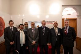 """اتفاقية تعاون بين """"جمعية المهندسين"""" والمعهد الملكي البريطاني"""