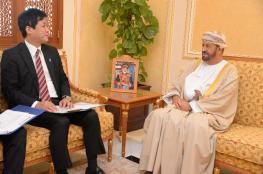 بدر بن سعود يبحث التعاون مع مستشار رئيس وزراء اليابان