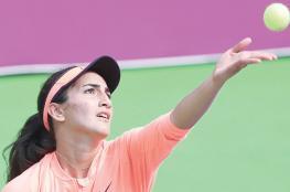 فاطمة النبهانية تنسحب من بطولة فرنسا الدولية للنساء