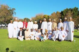 جمعية الطلبة العمانيين في أستراليا تحتفل بعيد الفطر