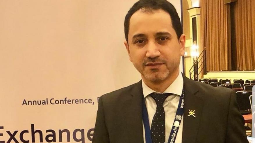 انتخاب الرواس أول رئيس من الشرق الأوسط للمنظمة الدولية للتبادل الطلابي