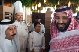 بالصور.. محمد بن سلمان يفاجئ السعوديين والمقيمين
