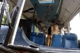 بالفيديو.. مقتل وإصابة 46 شخصا بحادث مروري في إيران