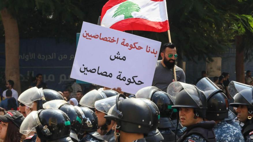 بيروت فوق صفيح ساخن لليلة الثانية من العنف