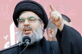 """أمين عام """"حزب الله"""" متوعدا إسرائيل: انتظروا ردا وشيكًا"""