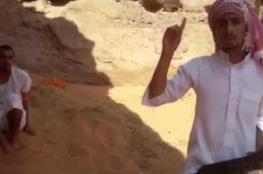 بالفيديو.. إسدال الستار على قضية الداعشي السعودي قاتل ابن عمه