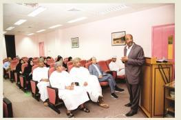 حلقة بجامعة السلطان قابوس لتقييم البرنامج الأكاديمي للموارد الطبيعية