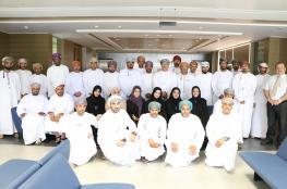 """بنك عمان العربي يكرم موظفيه المشاركين في برنامج """"تأهيل"""""""