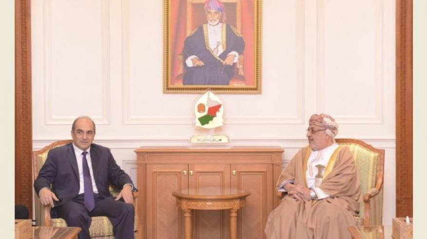 المنذري يبحث تعزيز التعاون البرلماني مع قبرص