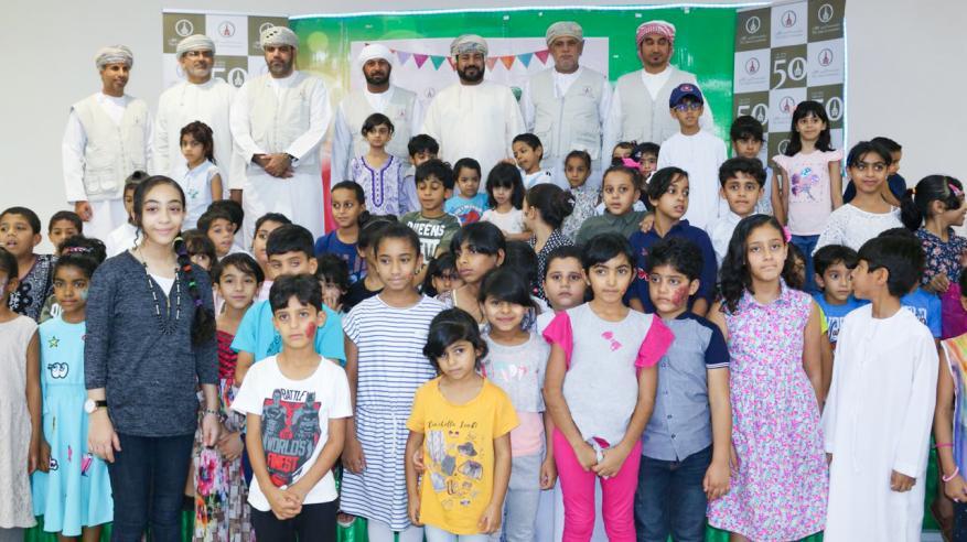 """""""تعاون"""" بمؤسسة الزبير ينظم مسابقة صيفية لأطفال البريمي"""