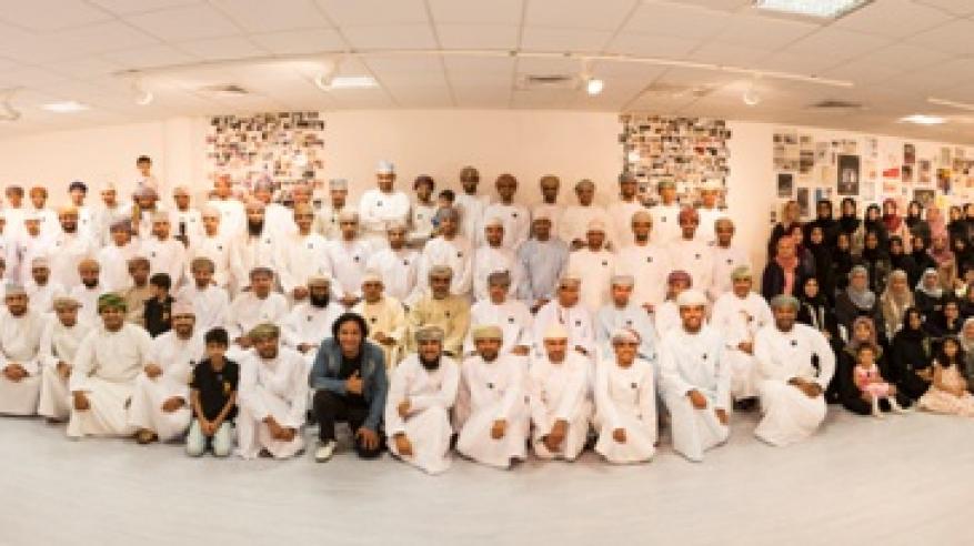 جماعة التصوير بجامعة السلطان قابوس تحتفل باليوبيل الفضي