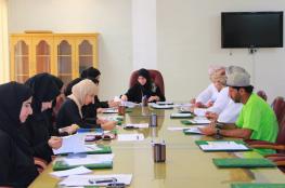 تواصل استعدادات البريمي للمشاركة في معرض مسقط الدولي للكتاب كضيف شرف