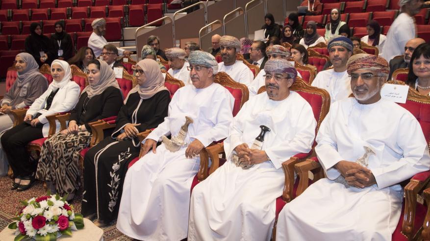 بدء أعمال المؤتمر العالمي للرابطة الدولية للأكسدة في جامعة السلطان قابوس