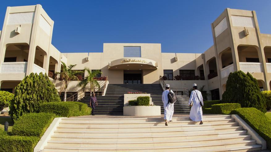 جامعة السلطان قابوس تباشر جهود تنظيم البرنامج التعريفي للدفعة الـ34.. وبدء تسكين الطلاب 24 أغسطس