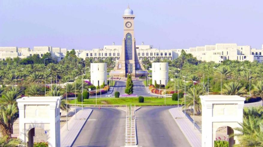 بيان من جامعة السلطان قابوس بخصوص حادثة عمادة القبول والتسجيل