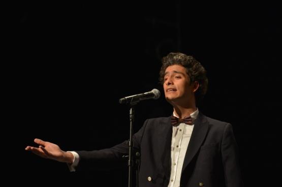 محمد محسن: الغناء على مسرح دار الأوبرا السلطانية شرف لكل فنان عربي
