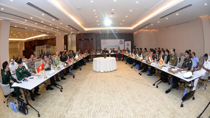 ختام الاجتماع السادس للمجلس الدولي لـ (السيزم)