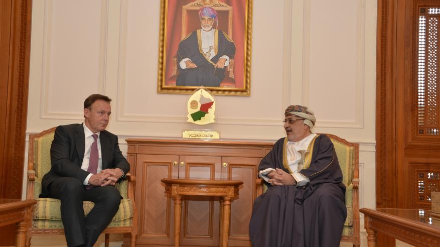 رئيس مجلس الدولة يبحث تعزيز التعاون مع البرلمان الألماني