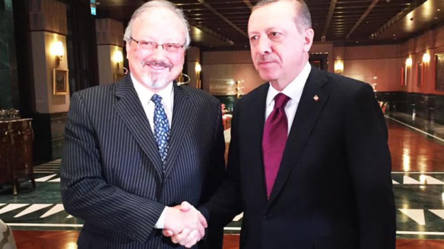 تفاصيل محاولة توريط تركيا في مقتل جمال خاشقجي