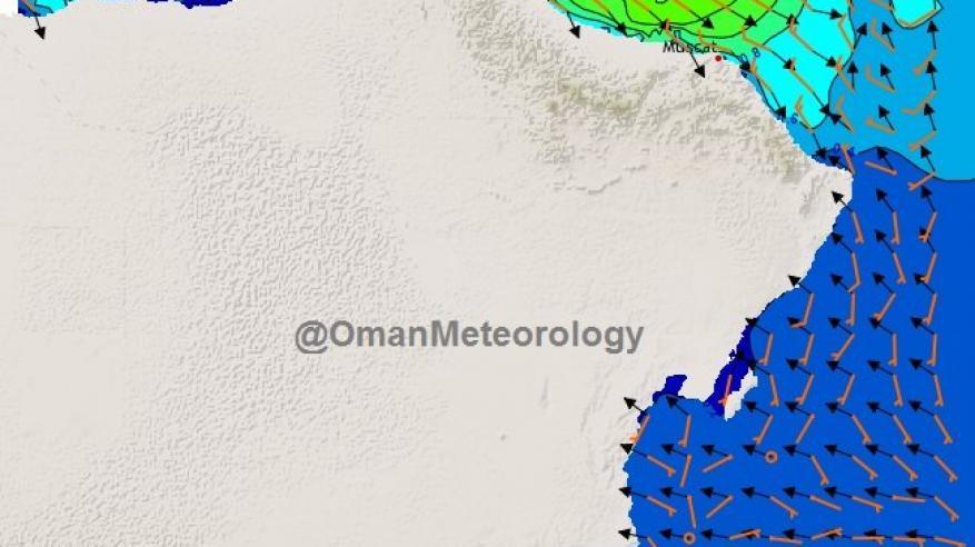 تحذيرات من ارتفاع موج البحر.. وتوقعات بأمطار غزيرة على معظم المحافظات