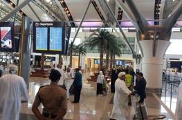 3.75% زيادة في حركة المسافرين عبر مطارات السلطنة