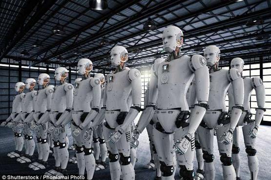 تعرف على سر روبوت تتكتم أمازون على مهمته